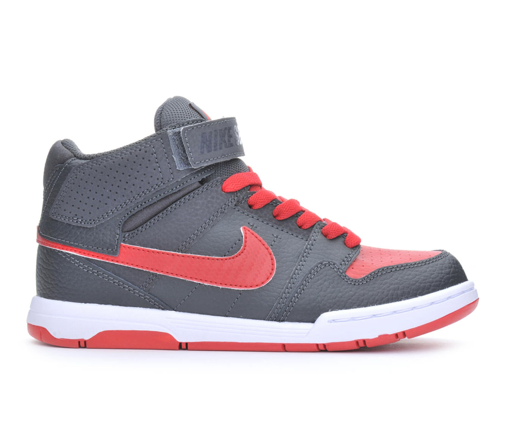 1fad154aab886b Boys Nike Mogan Mid 2 Jr High Top Skate Shoes ...