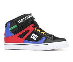 Boys' DC Little Kid & Big Kid Pure High Top Skate Shoes