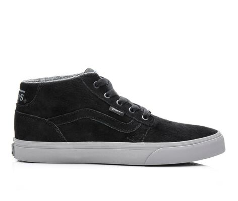 Men's Vans Chapman Mid Nubuck Skate Shoes