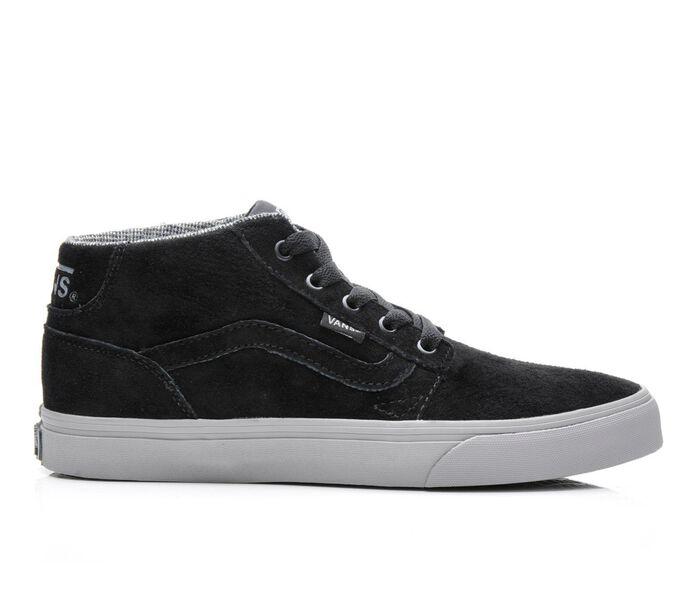 Men's Vans Chapman Mid Nubuck Skate Shoes