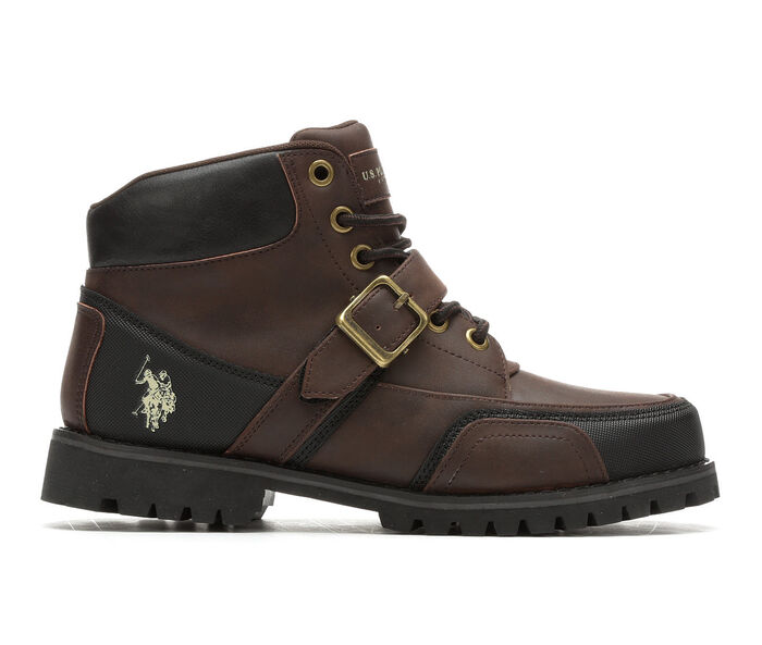 Men's US Polo Assn Andes Buckle BT Boots