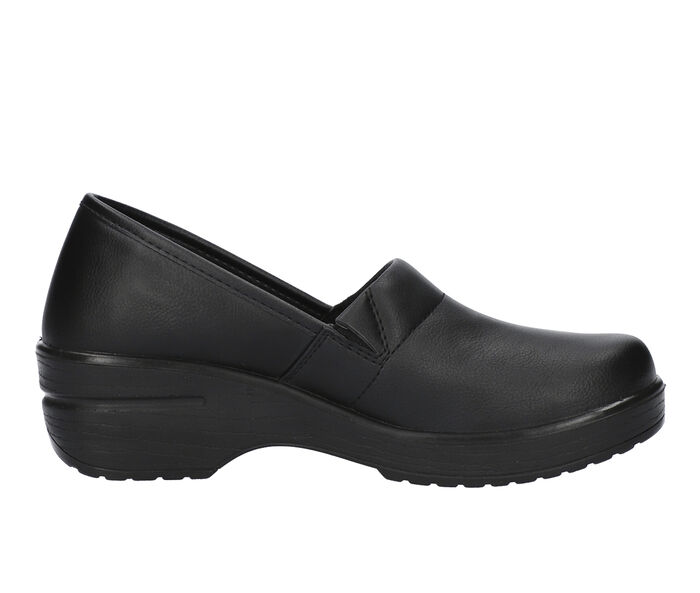 Women's Easy Works by Easy Street Laurie Black Safety Shoes