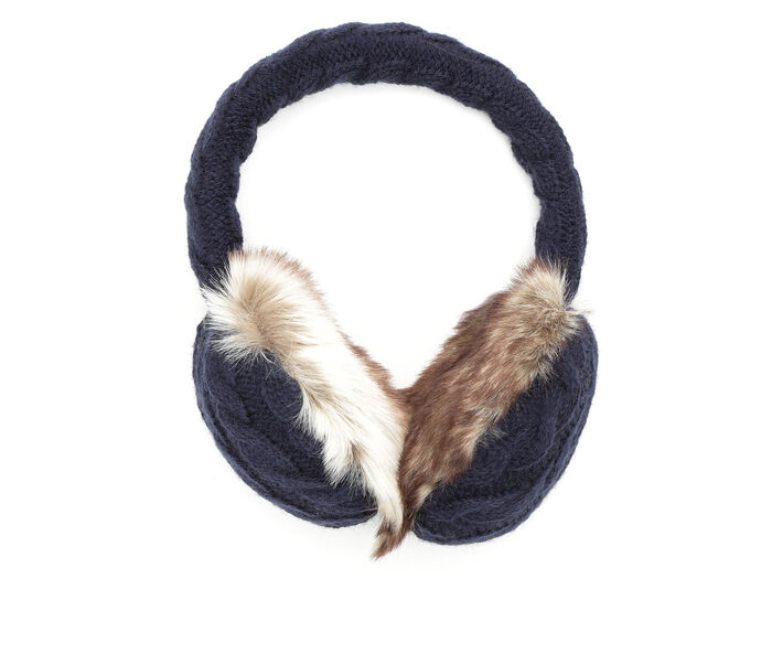 Collection 18 Cable Knit Earmuff