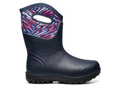 Women's Bogs Footwear Neo Classic Mid Exotic Waterproof Boots