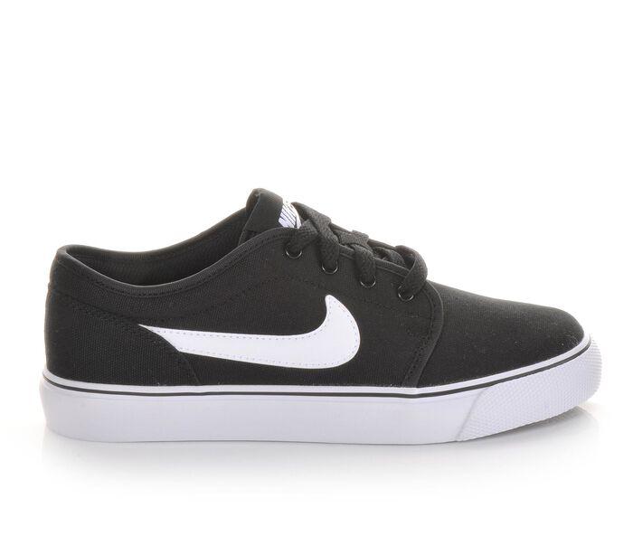 Boys' Nike Toki Low Canvas 3.5-7 Skate Shoes