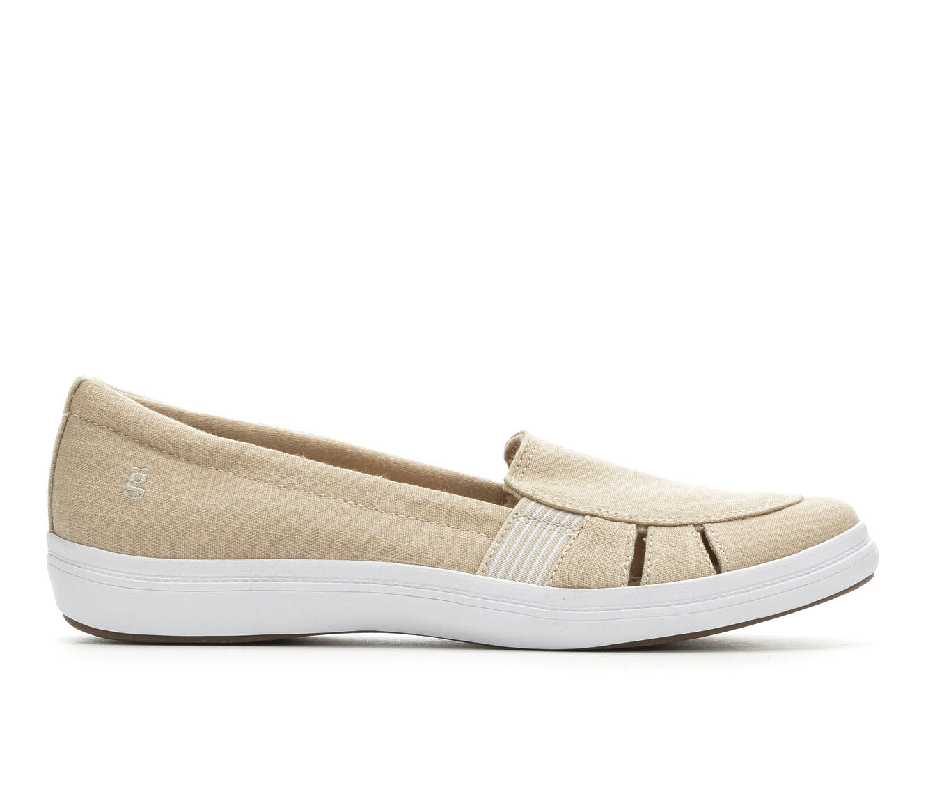 Women's Grasshoppers Janis Fisherman Shoes Stone