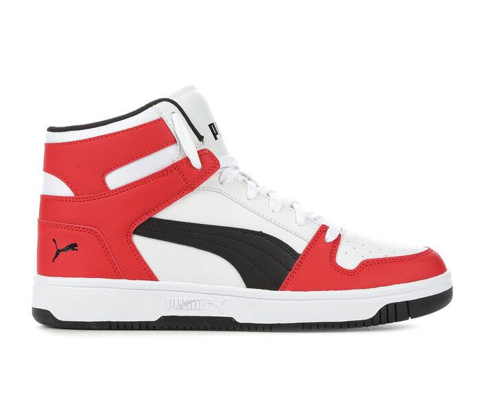 Men's Puma Rebound Layup High SL Retro Basketball Shoes