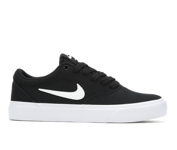 Boys' Nike Big Kid SB Charge Canvas Sneakers
