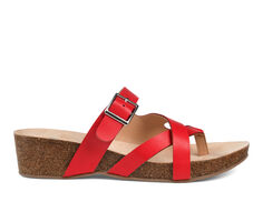 Women's Journee Collection Madrid Footbed Sandals