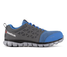 Men's REEBOK WORK Sublite Cushion Work Mesh Work Shoes