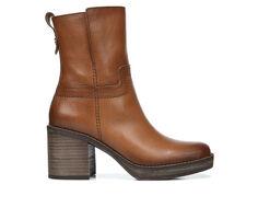 Women's Franco Sarto Evette Mid Heeled Boots