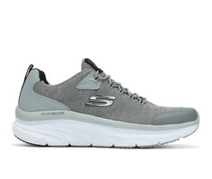 Men's Skechers 232045 D'Lux Walker Bungee Walking Shoes
