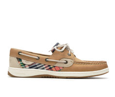 Women's Sperry Bluefish Plaid Boat Shoes