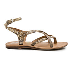 Women's Jane And The Shoe Thea Sandals