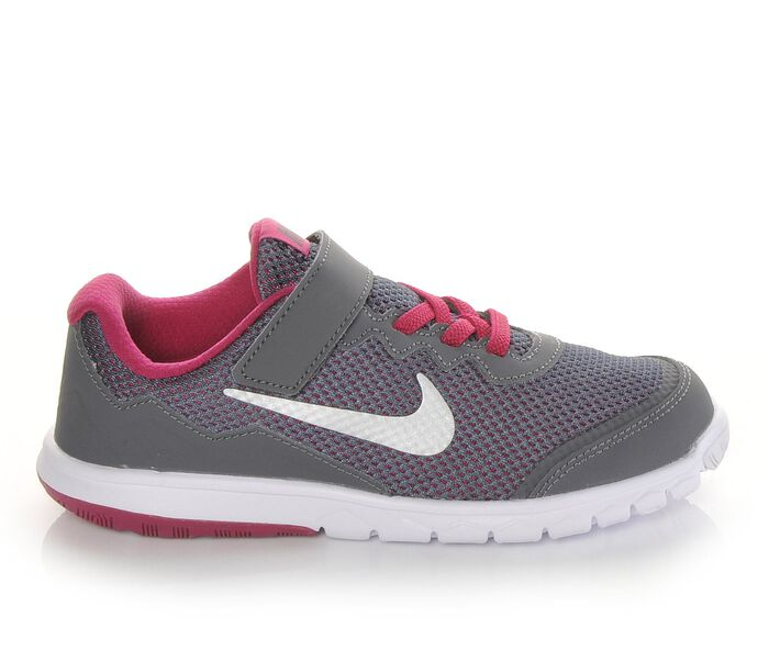 Girls' Nike Flex Experience 4 10.5-3 Running Shoes