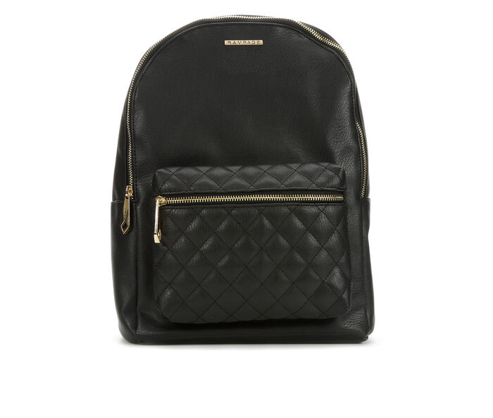Rampage Quilted Packet Backpack