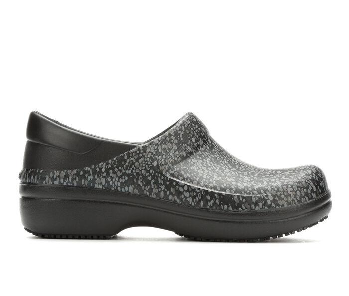 Women's Crocs Work Neria Pro II Graphic Slip-Resistant Clogs