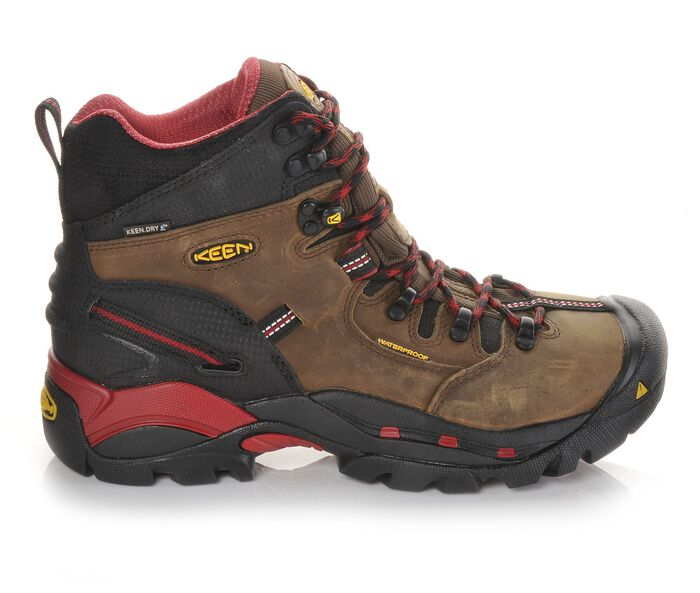 Men's Keen Utility Pittsburgh Steel Toe Work Boots