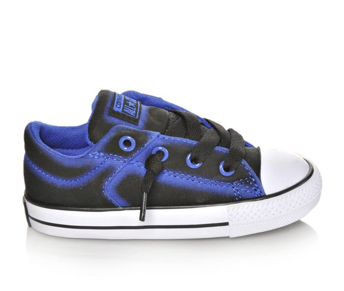 Boys' Converse Infant Chuck Taylor Hi St Ox Flashlight Sneakers