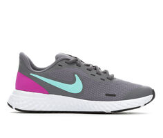Girls' Nike Big Kid Revolution 5 Running Shoes