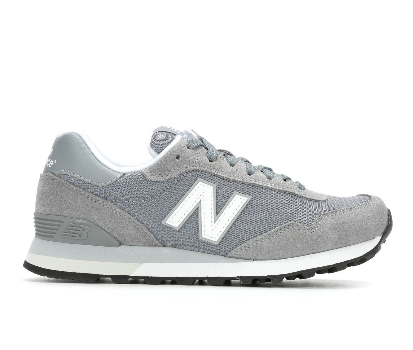choose cheapest Women's New Balance WL515 Retro Sneakers Grey/Steel/Wht
