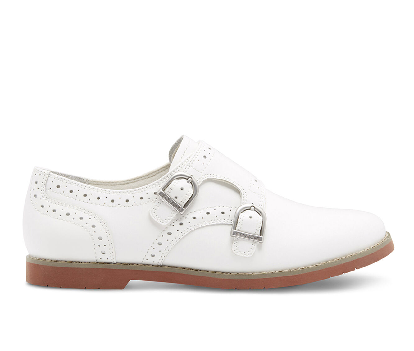 Women's Eastland Goldie White