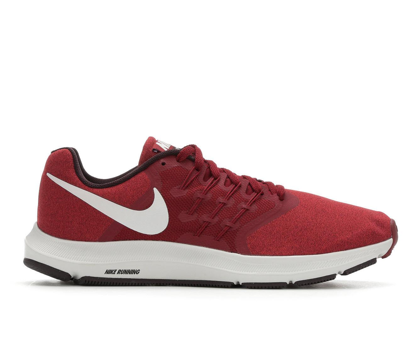 Men's Nike Run Swift Running Shoes Red/Blk/Wht