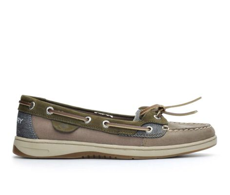 Women's Sperry Angelfish Mesh Boat Shoes