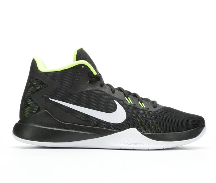 Men's Nike Zoom Evidence High Top Basketball Shoes