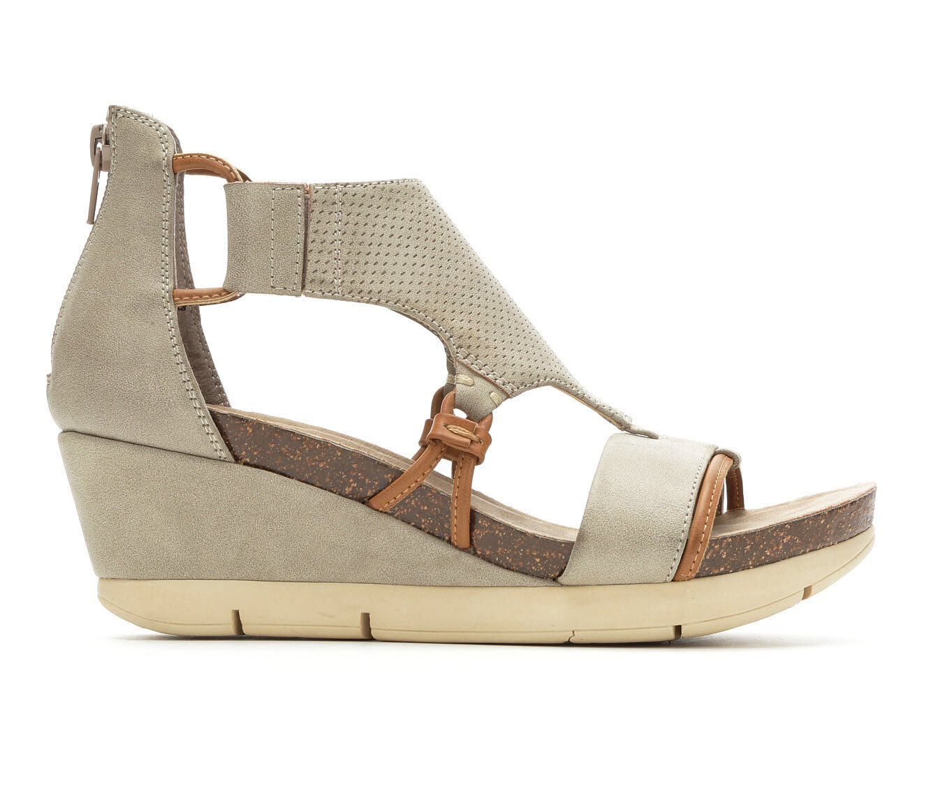 Women's Axxiom Emma Sandals New Brown