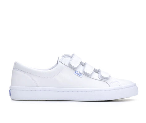 Women's Keds Tie Break Leather Sneakers