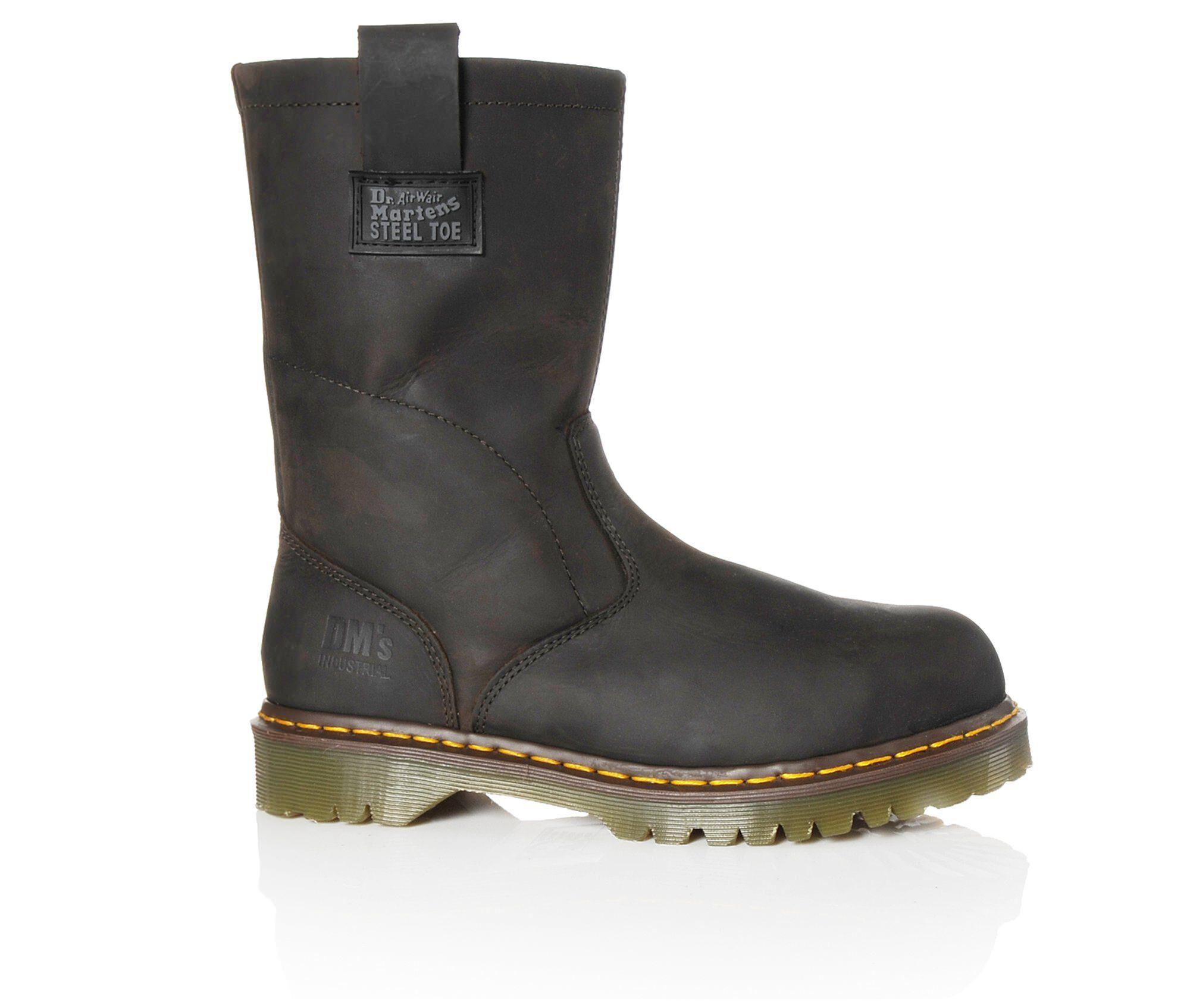 Men\u0027s Dr. Martens Industrial Icon Wellington 2295 Steel Toe Work Boots