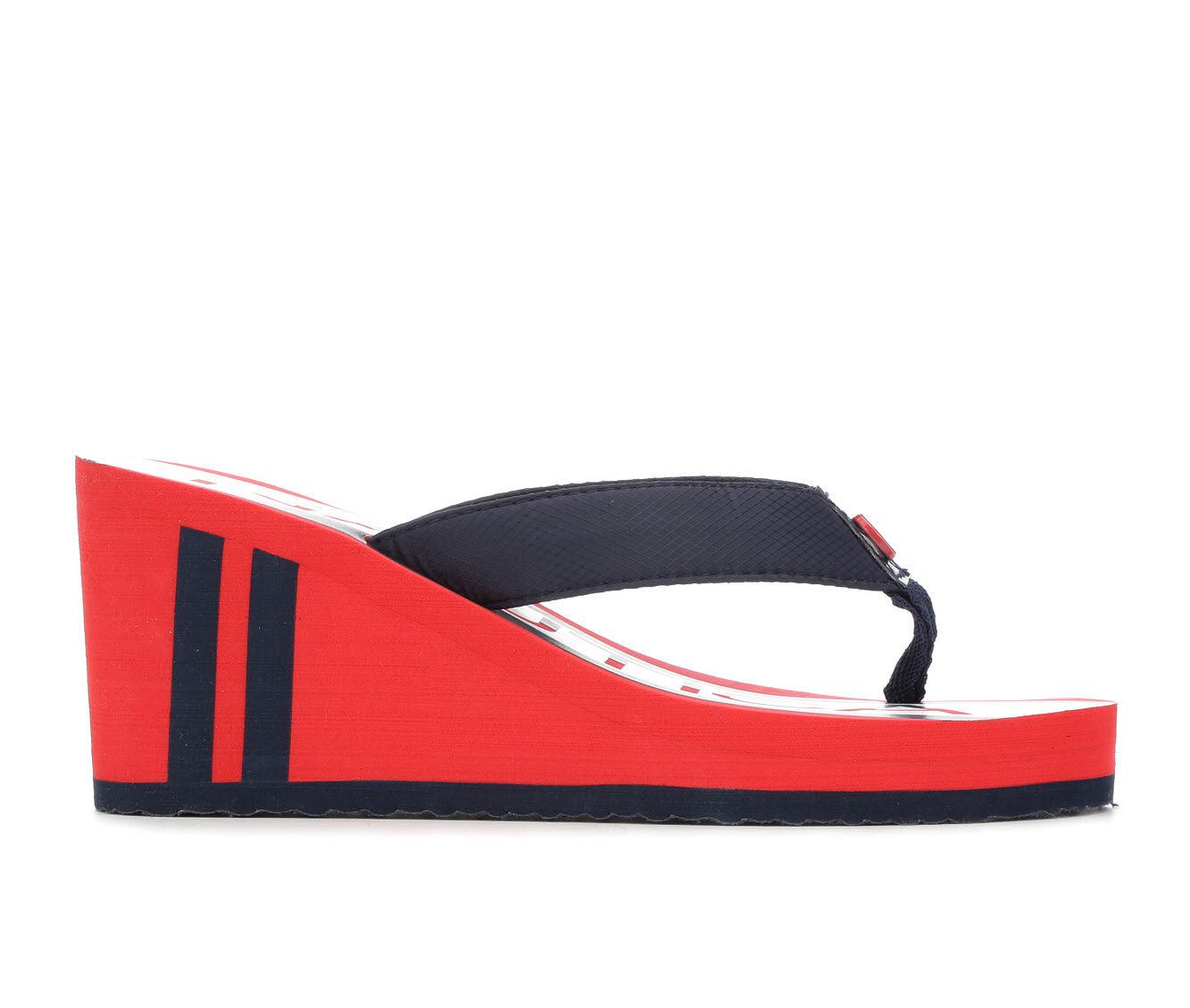 Women's Nautica Ondrea Sandals Red/White/Blue