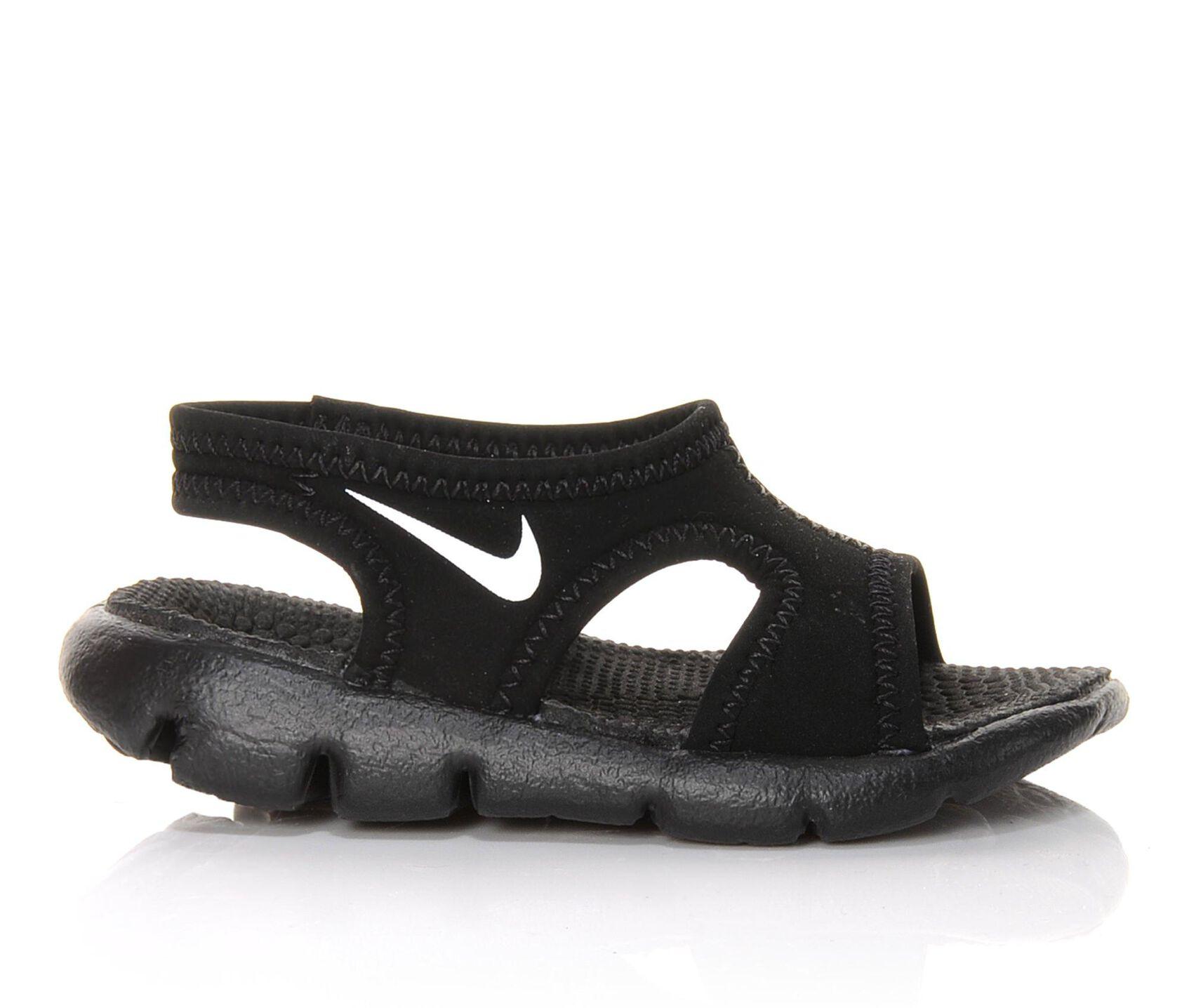 Kids Nike Infant Baby Sunray 9 Sandals Shoe Carnival