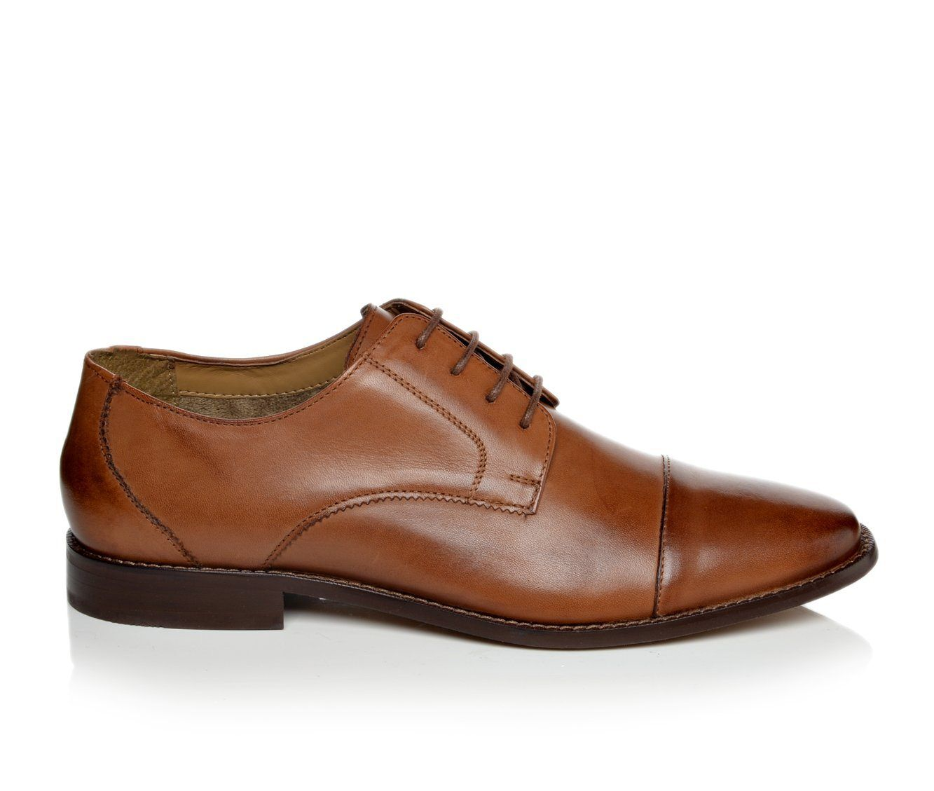 Florsheim Shoes  Florsheim Montinaro Cap Toe Mens Dress Brown