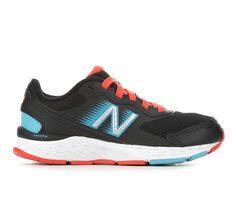 Boys' New Balance Little Kid & Big Kid 680V6 YP680BG6 Running Shoes