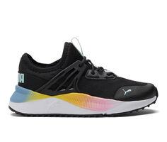 Girls' Puma Little Kid & Big Kid Pacer Future Rainbow PS Running Shoes