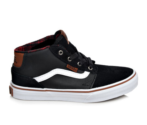 Boys' Vans Chapman Mid 10.5-7 Skate Shoes