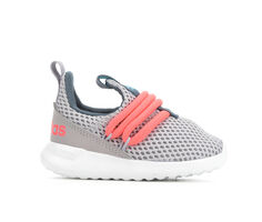 Girls' Adidas Infant & Toddler Lite Racer Adapt 3.0 Running Shoes