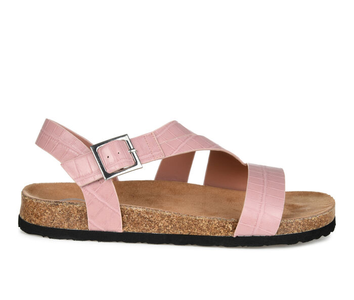 Women's Journee Collection Rozz Footbed Sandals