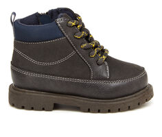 Boys' Carters Infant & Toddler & Little Kid Trail Lace-Up Boots