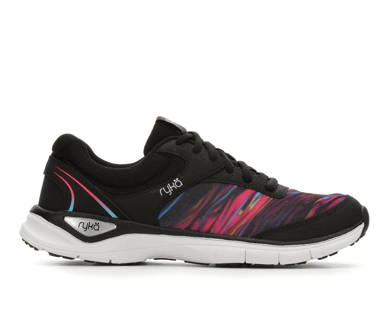 Women's Ryka Raze Walking Shoes Black Multi