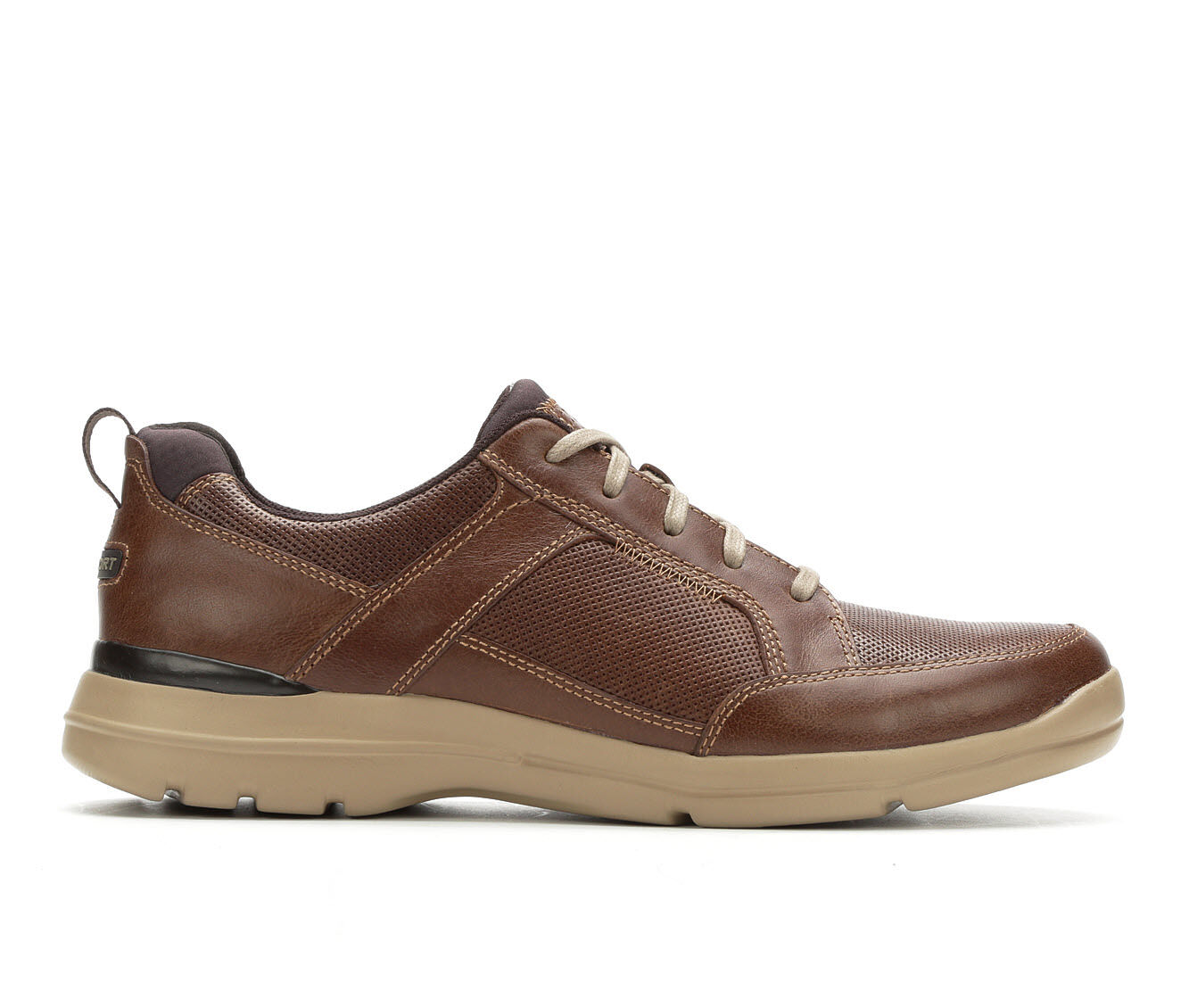 Men's Rockport City Edge Lace-Up Brown
