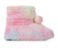 Capelli New York Little Kid & Big Kid Boot With Pom Slippers