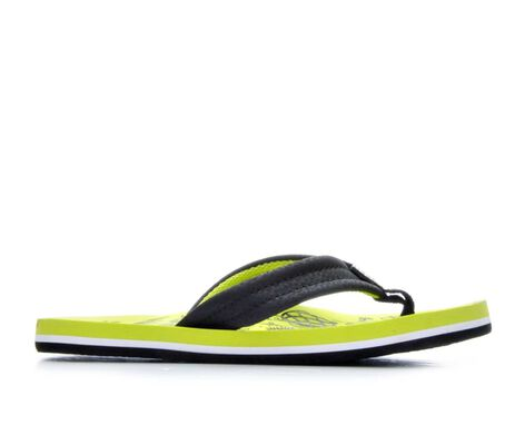 Boys' Reef Grom Reef Footprints Flip-Flops