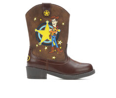 Boys' Disney Little Kid & Big Kid Toy Story Western 2 Cowboy Boots