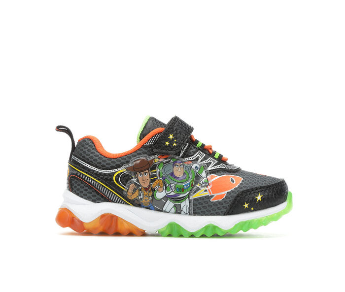 Boys' Disney Toddler & Little Kid Toy Story Light-Up Sneakers