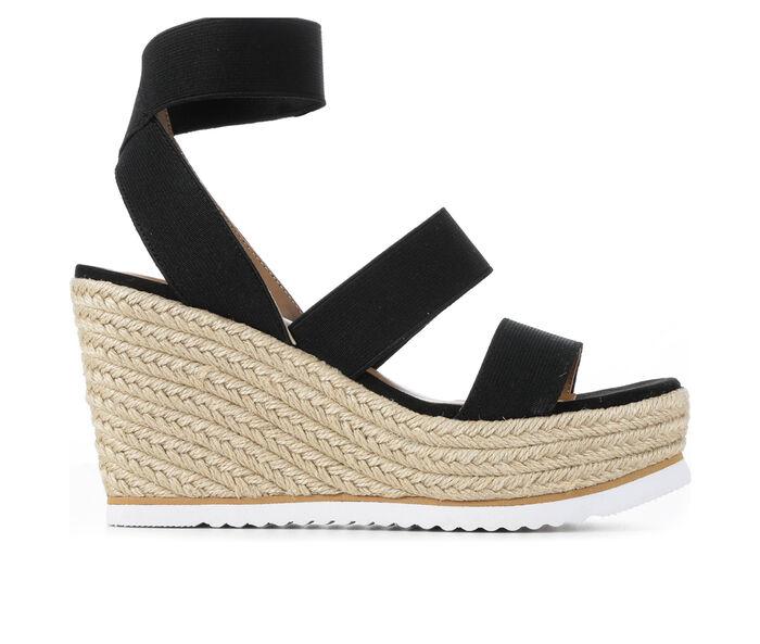 Women's Y-Not Marine Wedge Sandals