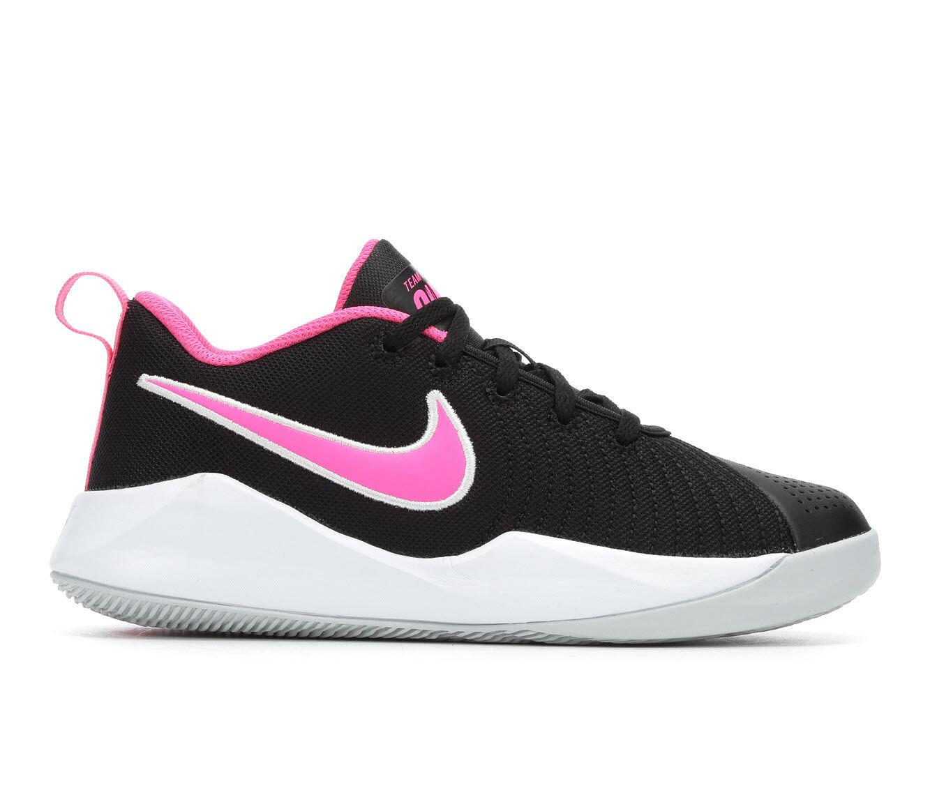 Girls' Nike Big Kid Team Hustle Quick 2