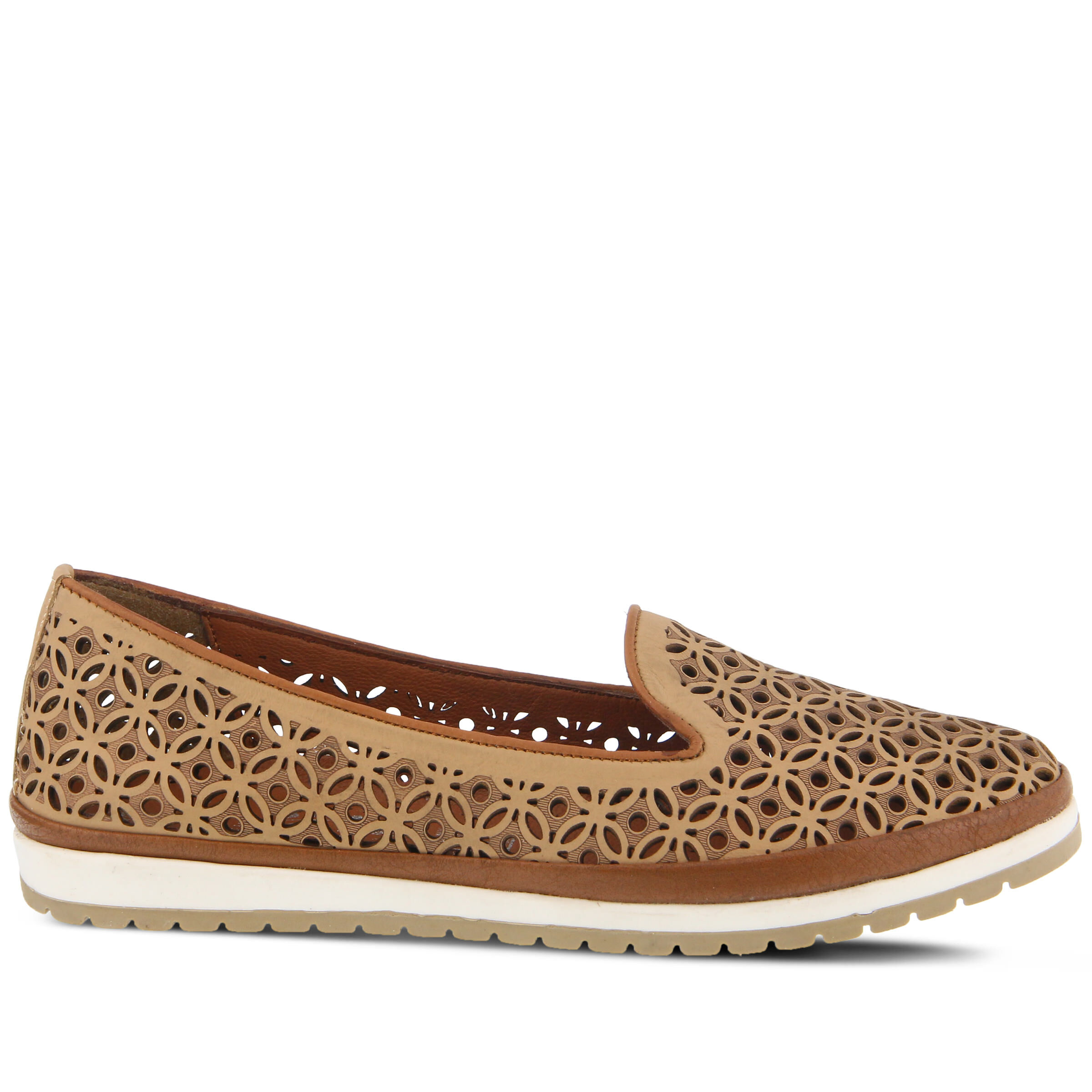 purchase clearance Women's SPRING STEP Tulisa Flats Taupe